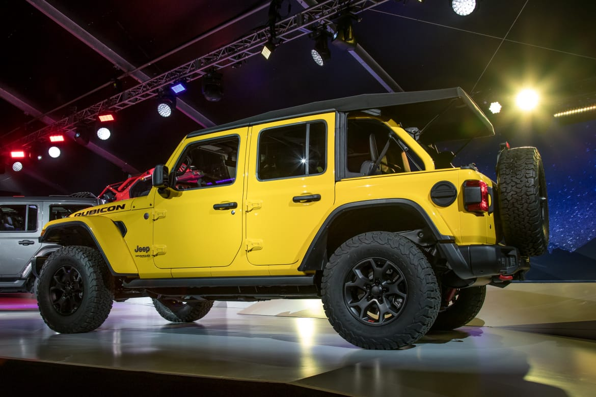 2021 Jeep Wrangler Plug-in Hybrid >> How Will Jeep Make The 2020 Wrangler A Plug In Hybrid