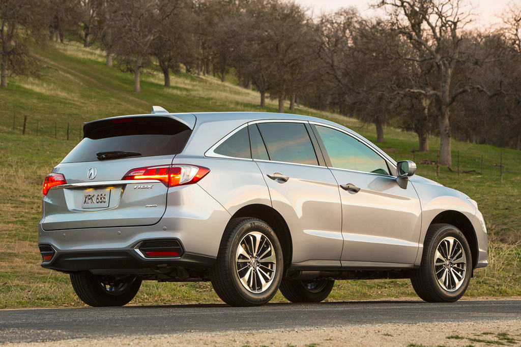 2018 Acura RDX: Possible Redesign, Changes, Price >> 2018 Acura Rdx What S Changed News Cars Com