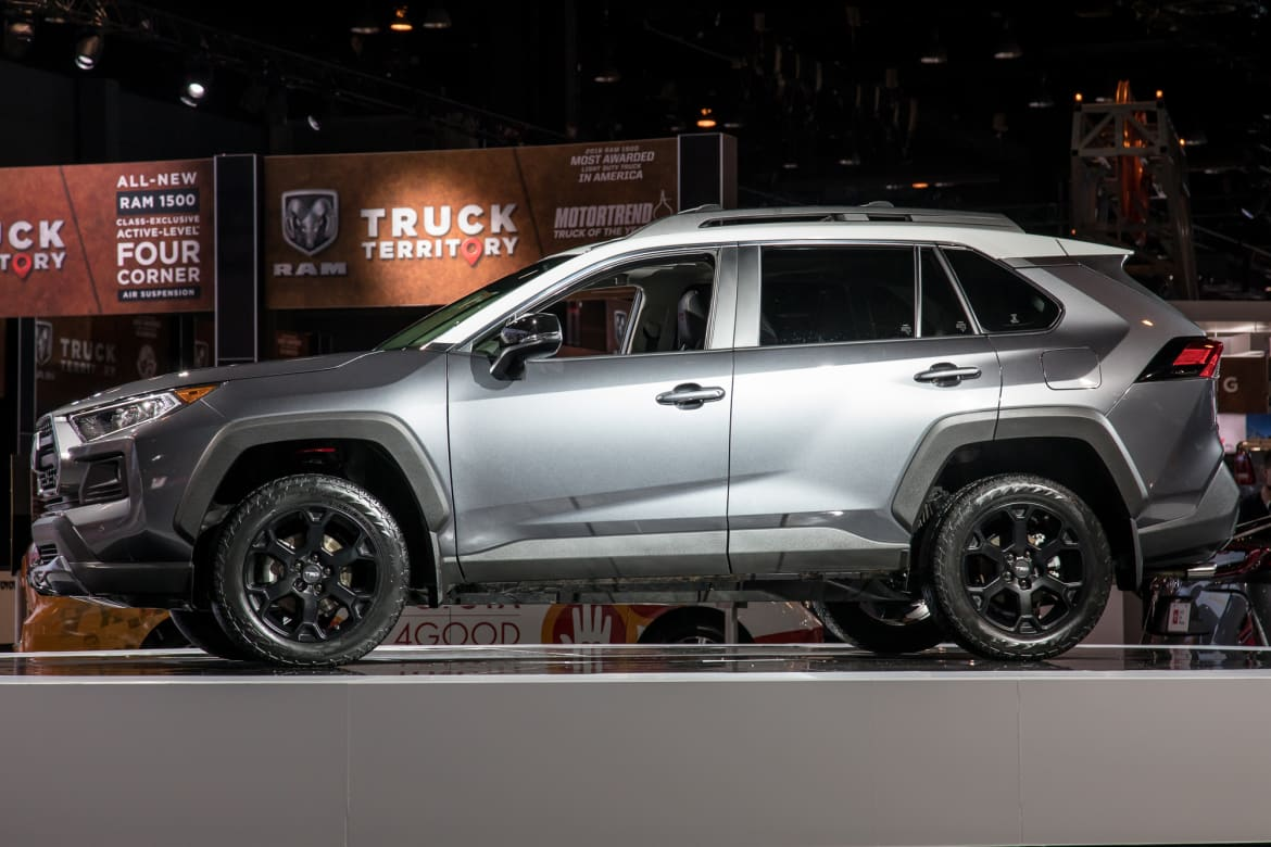 2020 Toyota RAV4: News, Options, Design, Release >> 2020 Toyota Rav4 Sequoia Trds One Has The Looks The Other The