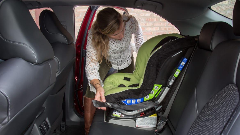 2018 Toyota Camry: Car Seat Check | News | Cars com