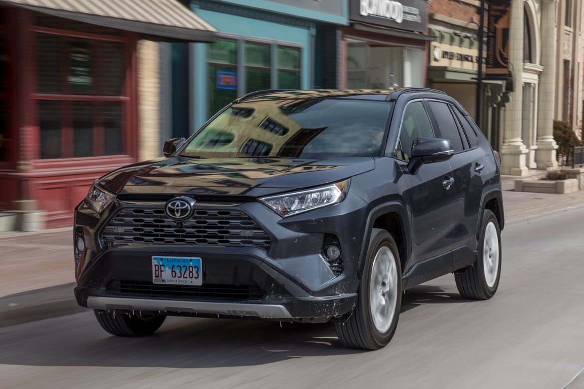 2019 Toyota Rav4 Mpg Our Real World Testing Results News Cars Com