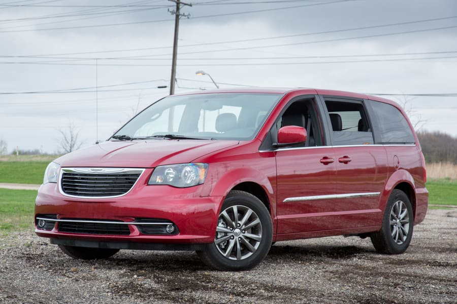 Our view: 2016 Chrysler Town & Country