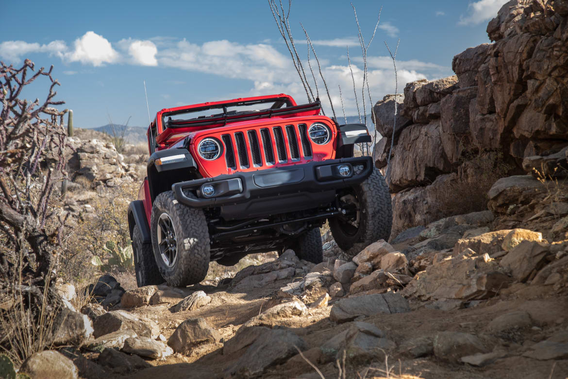 10 Things Wrangler JK Owners Will Love About the New JL