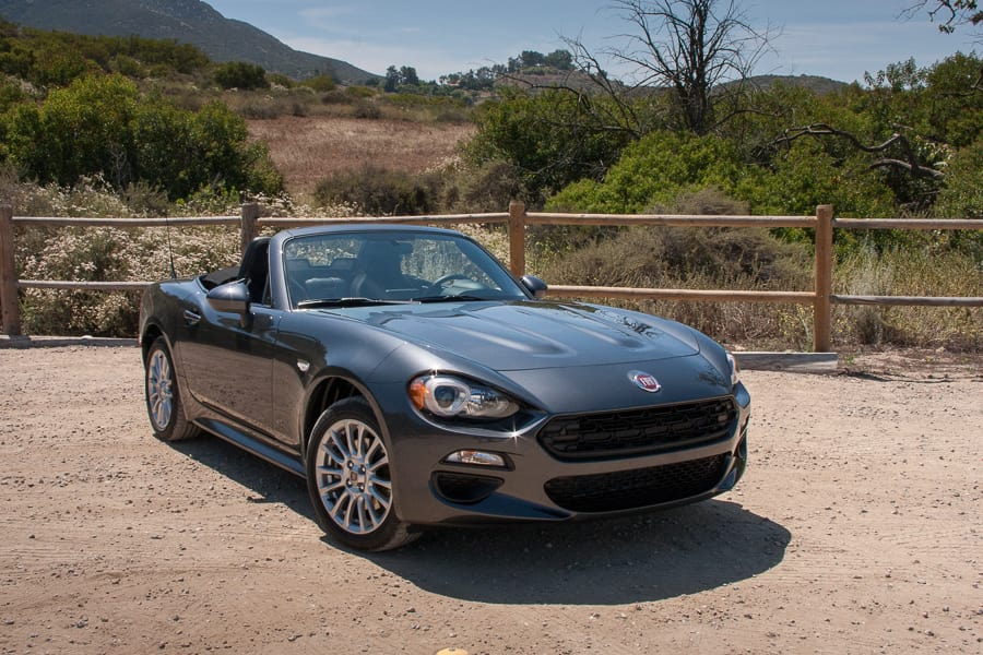 2017 FIAT 124 Spider: Our View