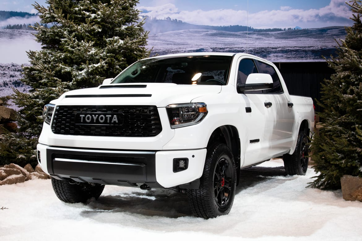 2020 Toyota Tundra Tops What S New This Week On Pickuptrucks Com