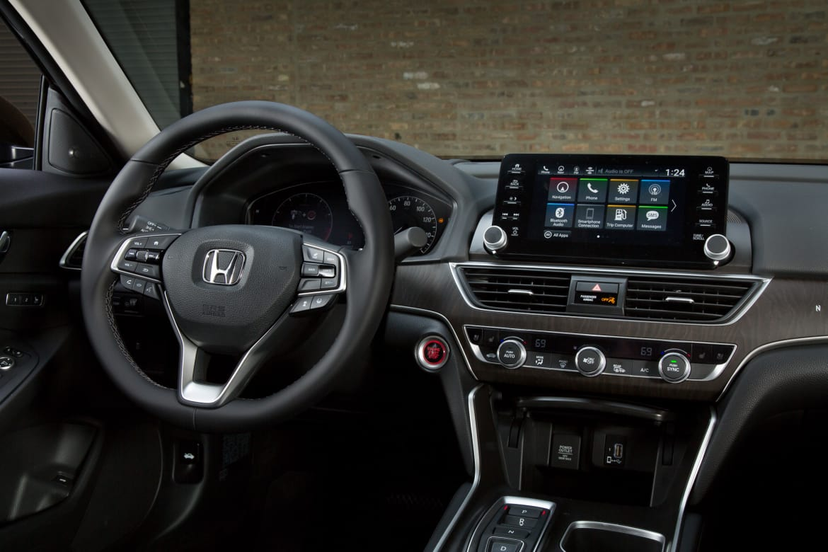 2018 Honda Accord Review: First Drive | News | Cars com
