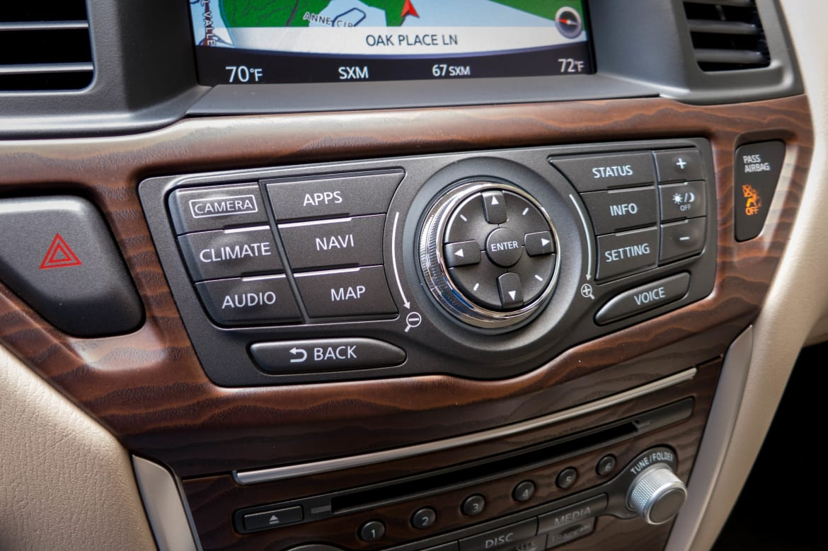 2017 Nissan Pathfinder Review: First Drive | News | Cars com