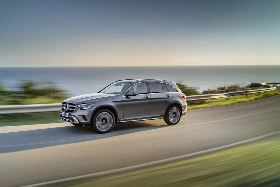 2020 Mercedes Benz Glc300 Don T Judge This Benz By Its