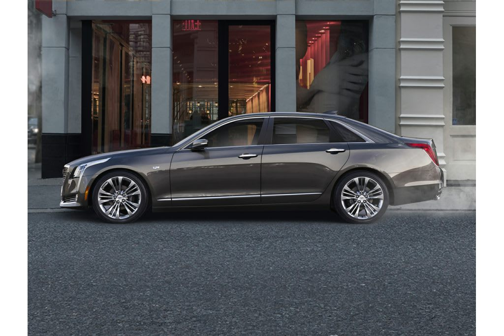 How Much Would A 2018 Cadillac Ct6 Cost To Fill Up This Labor Day