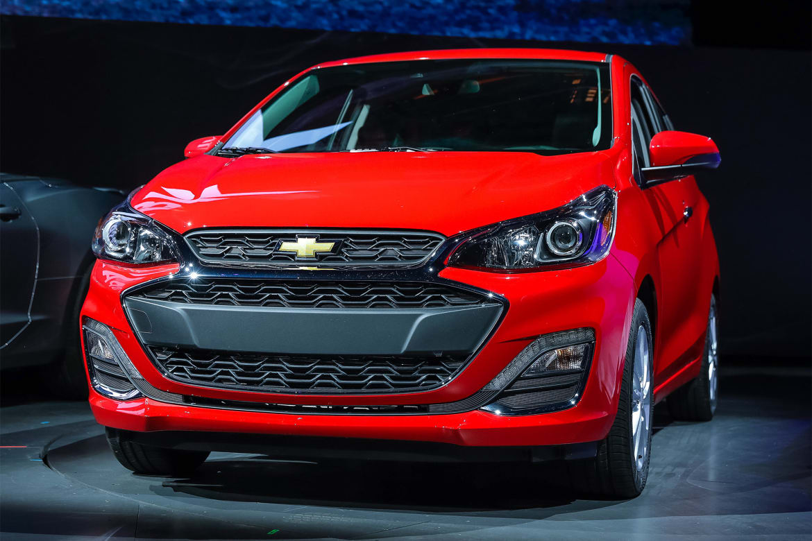 Chevrolet Updates Cruze, Malibu and Spark for 2019 | News ...