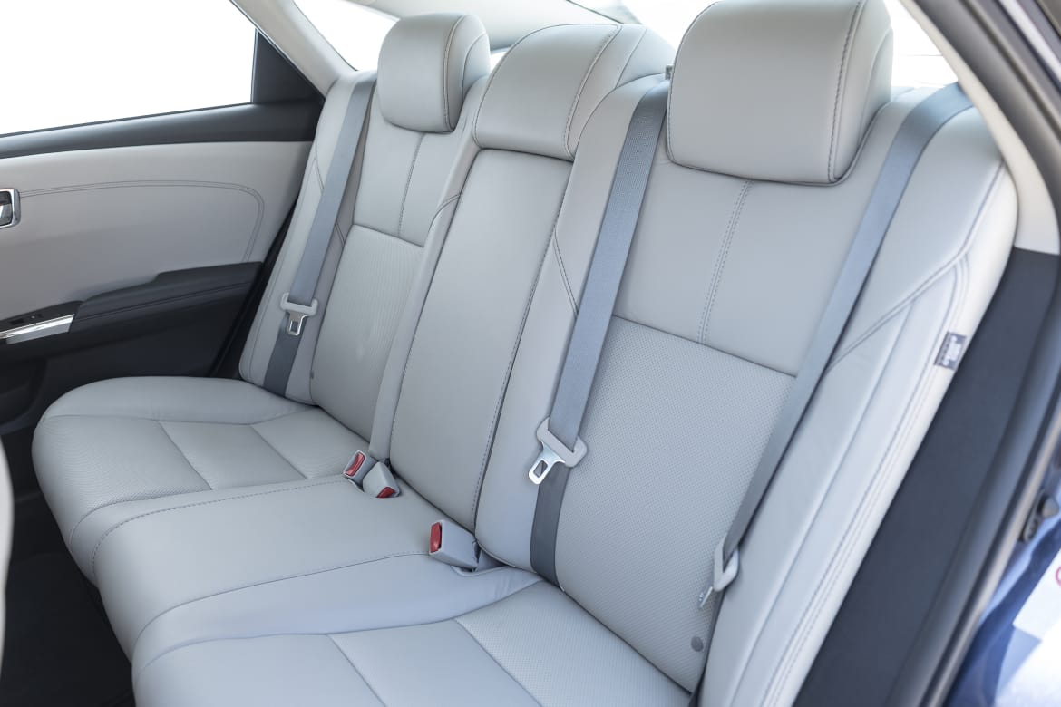 Why Don't All Full-Size Sedans Have Fold-Down Rear Seats ...