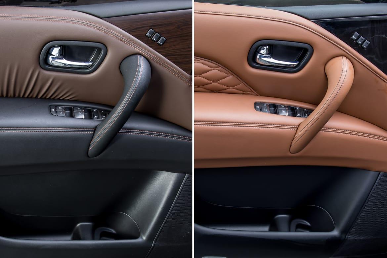 2018 Infiniti Qx80 Vs 2018 Nissan Armada Is The Luxury