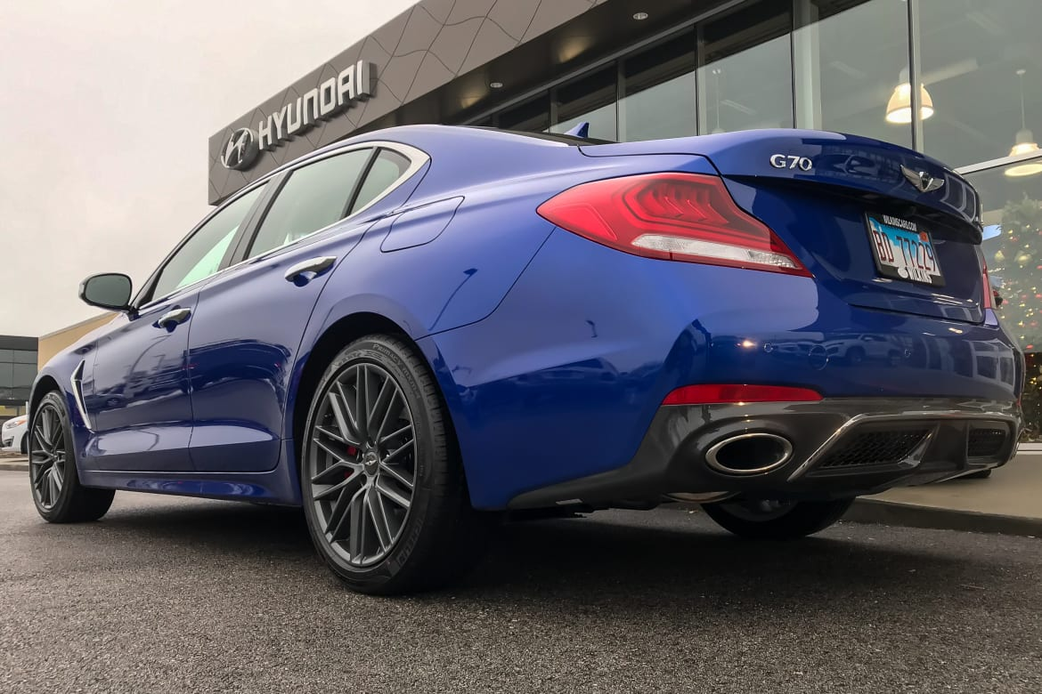 10 Biggest News Stories of the Week: 2019 Genesis G70 Is Jumpin' Off