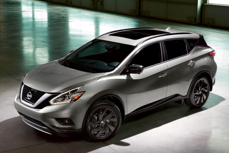 2018 Nissan Murano: What's Changed | News | Cars.com