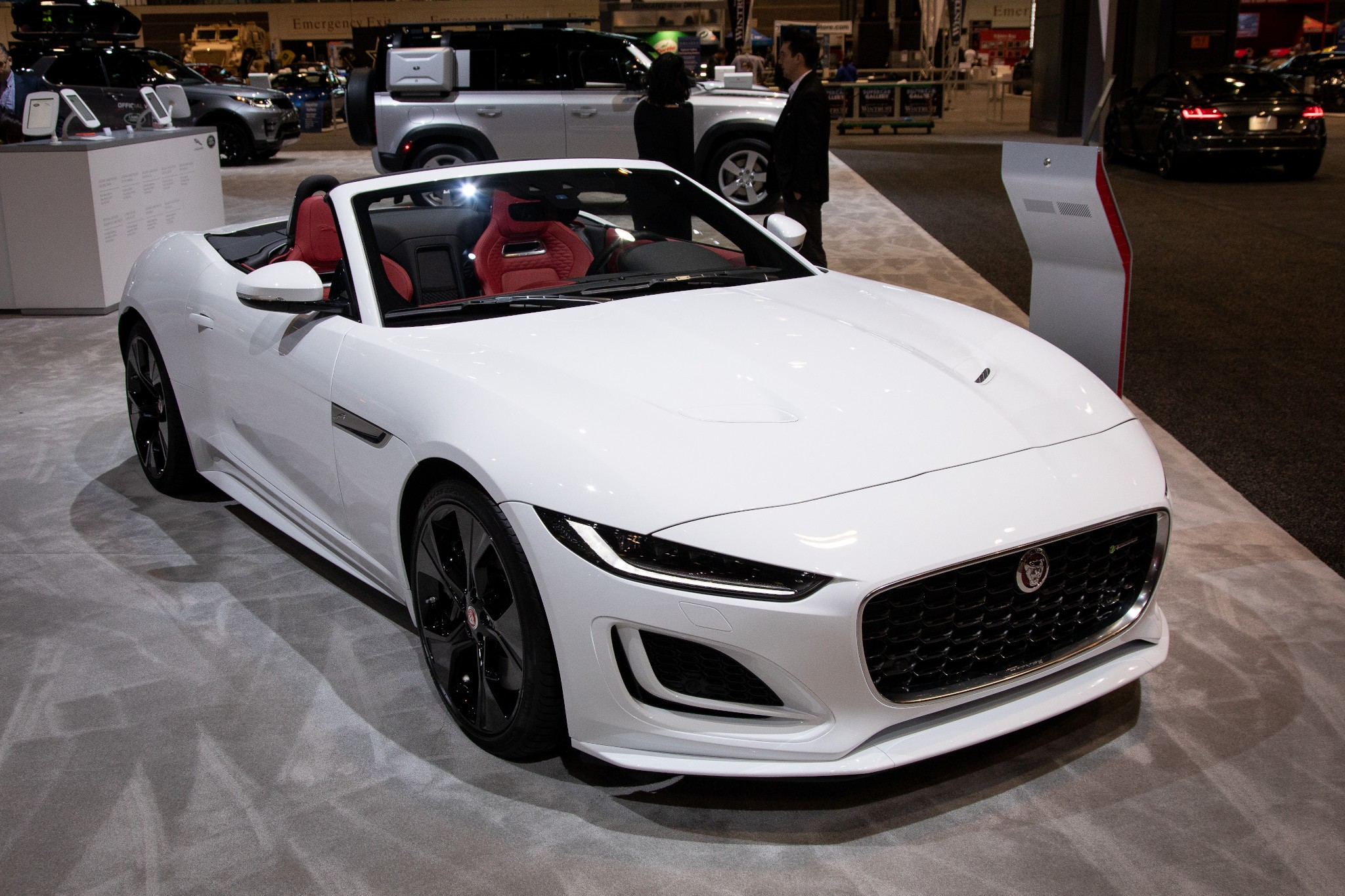2021 F-Type Refresh Transforms Jaguar's Sports Car