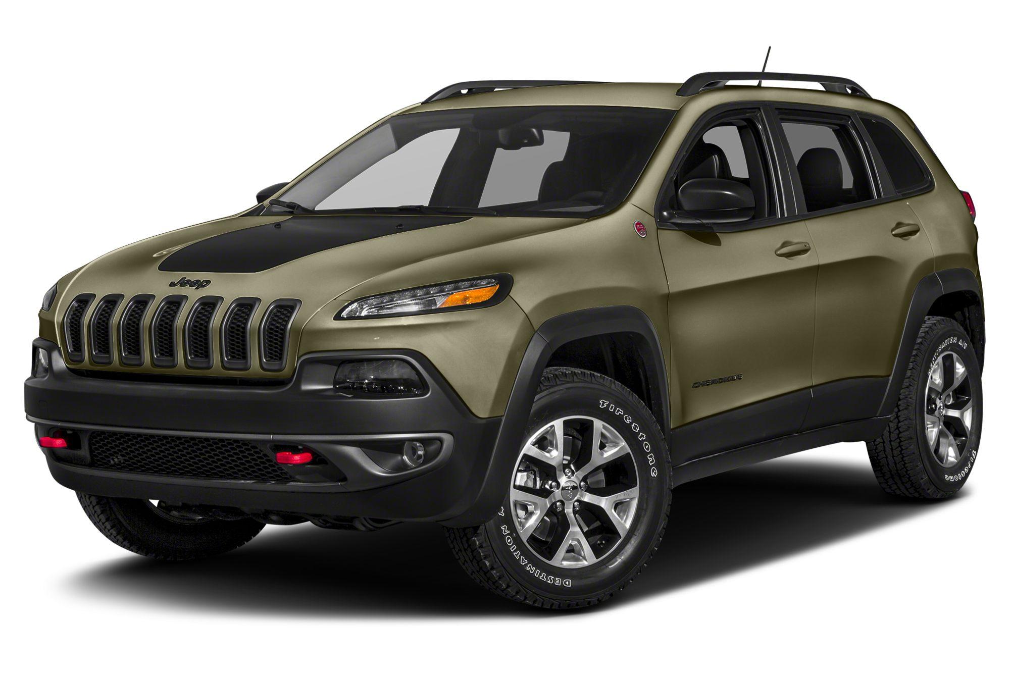 2014-2017 Jeep Cherokee: Recall Alert