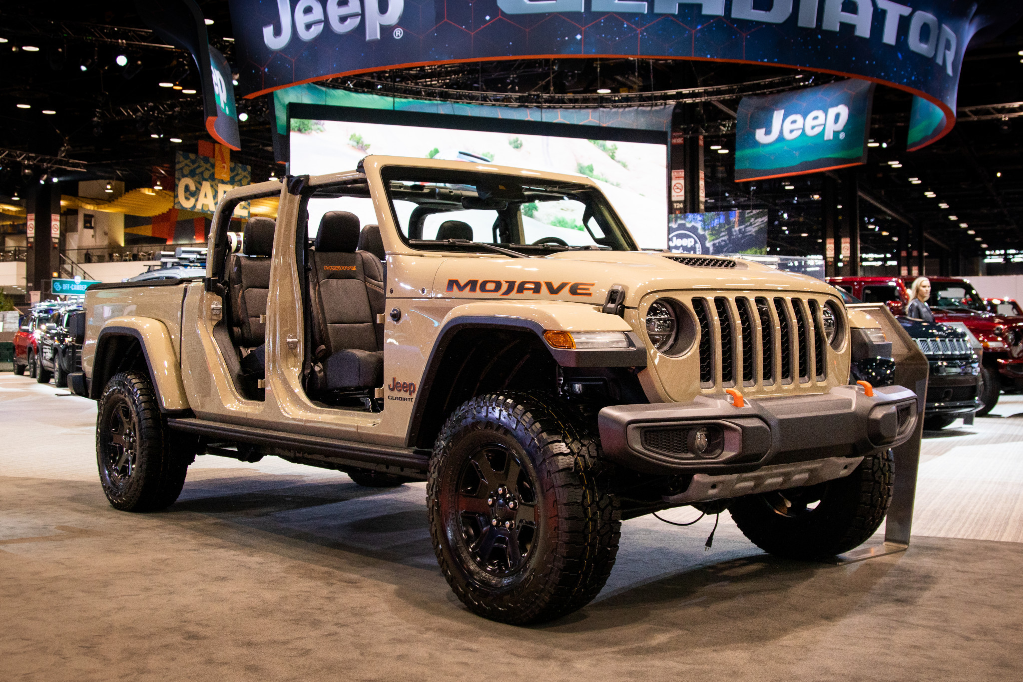 What's the Price of the 2020 Jeep Gladiator Mojave?