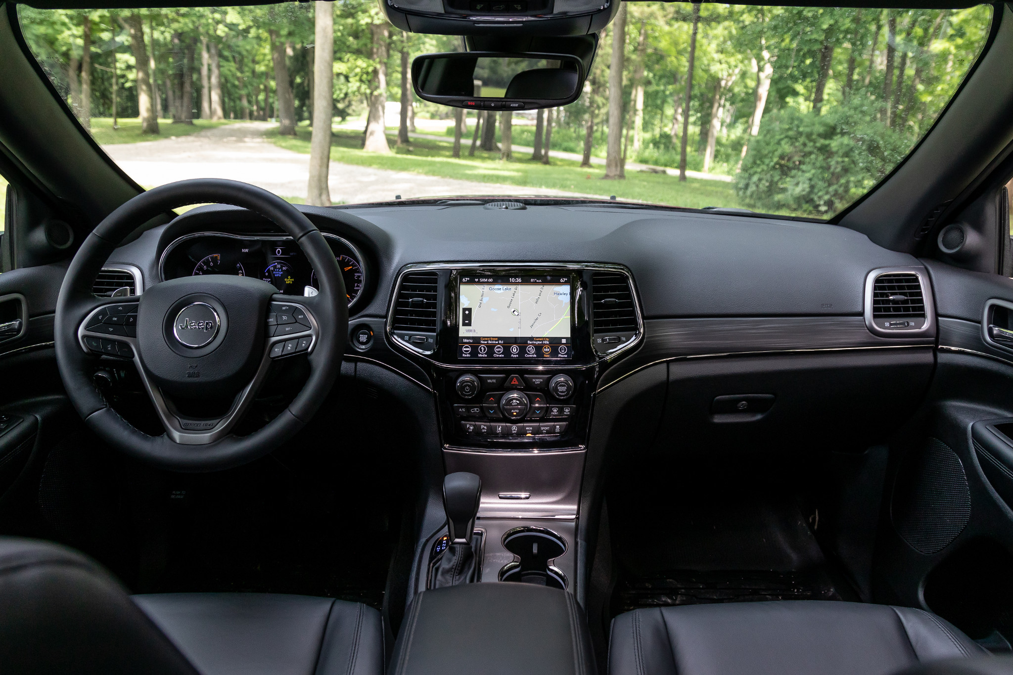 2019 Jeep Grand Cherokee Review Good Old Dog Running Out Of