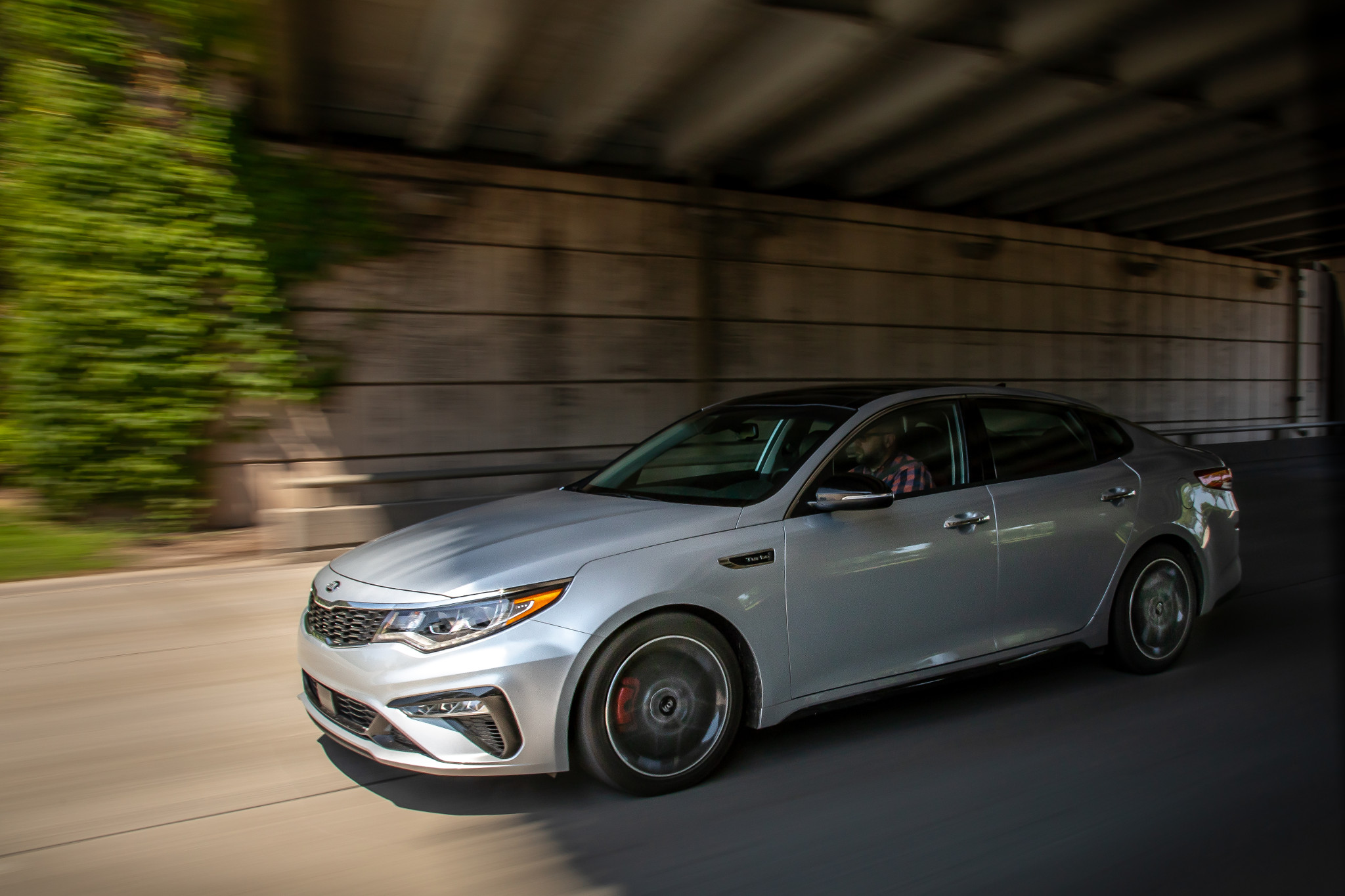 2019 Kia Optima: A Value Player, Not an Athlete