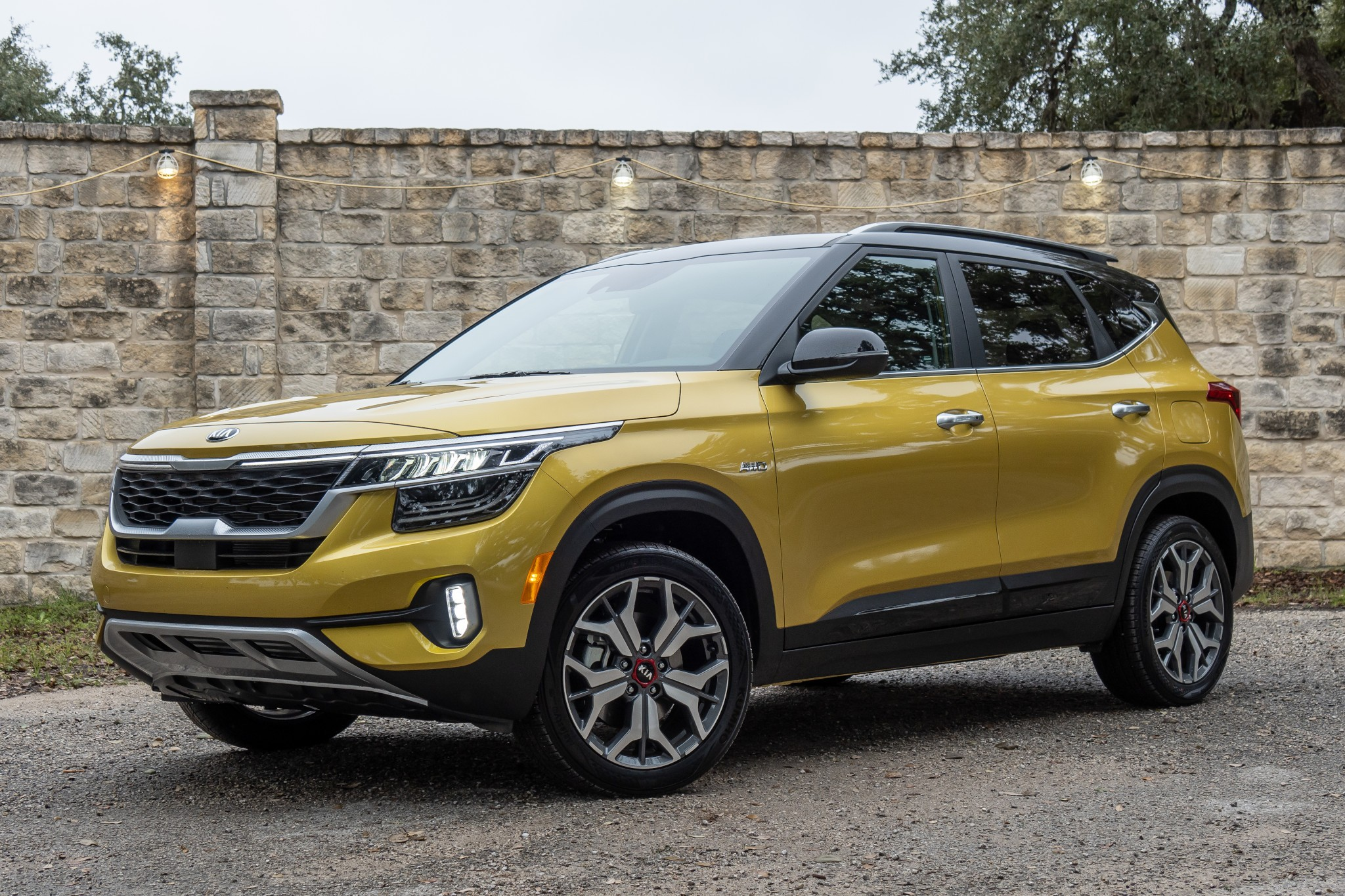2021 Kia Seltos Review: Aiming for a Tinier Telluride | News from Cars.com