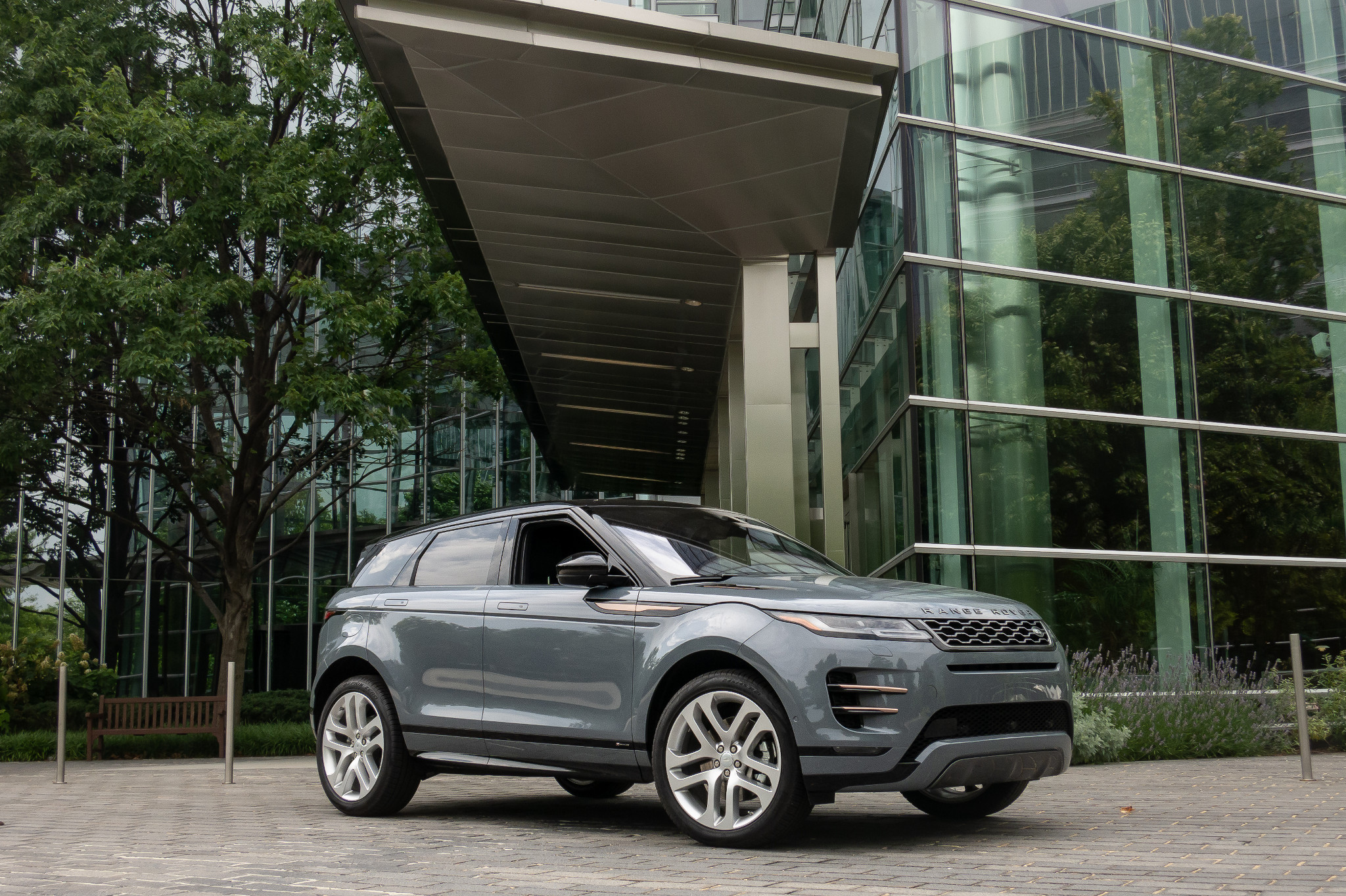 2020 Land Rover Range Rover Evoque Review: Form Over Function