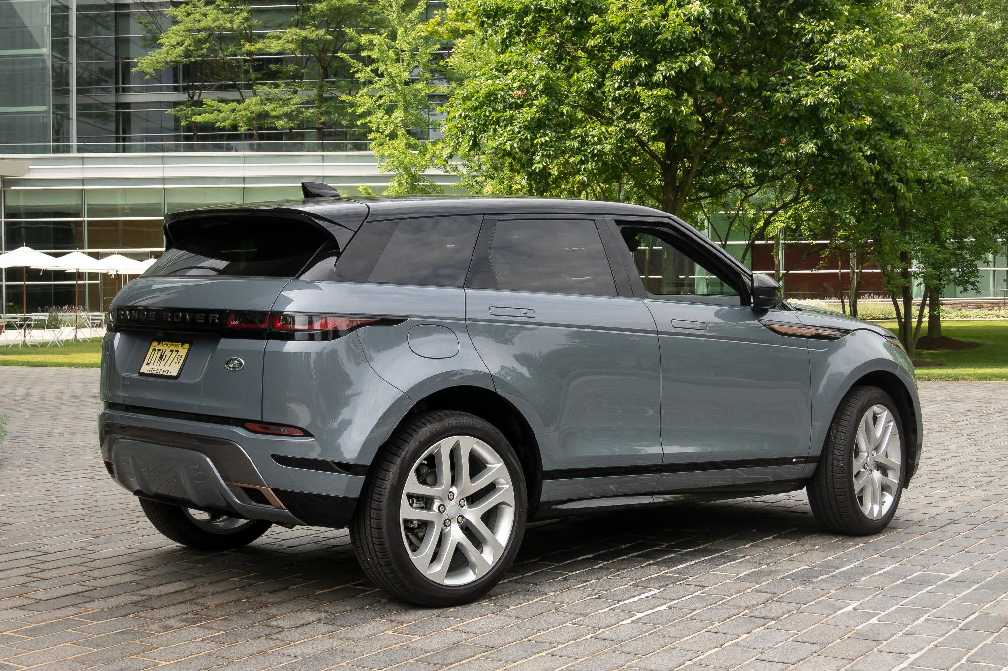 2020 Land Rover Range Rover Evoque: 6 Pros and 4 Cons