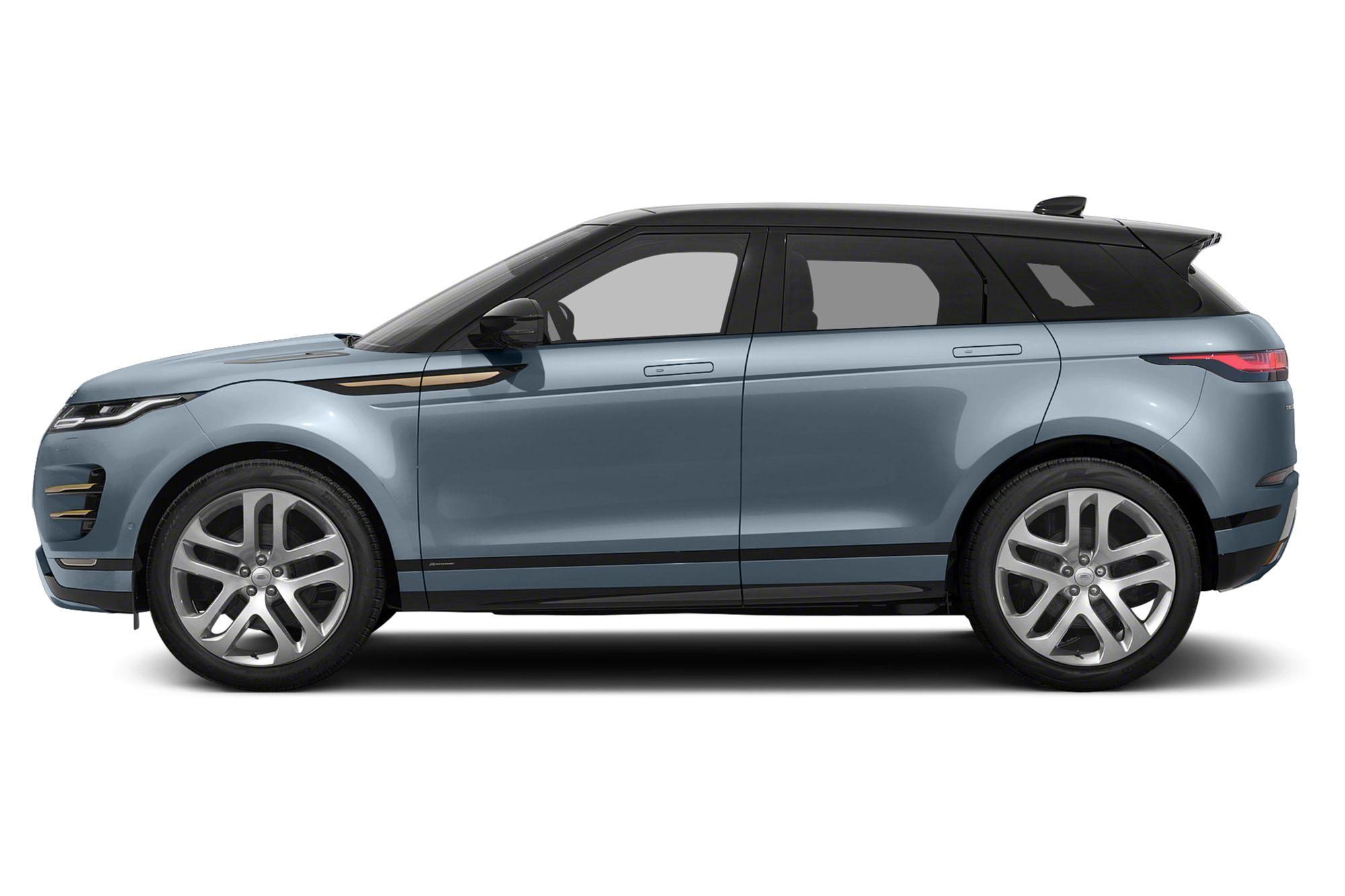 2020 Land Rover Range Rover Evoque: Recall Alert
