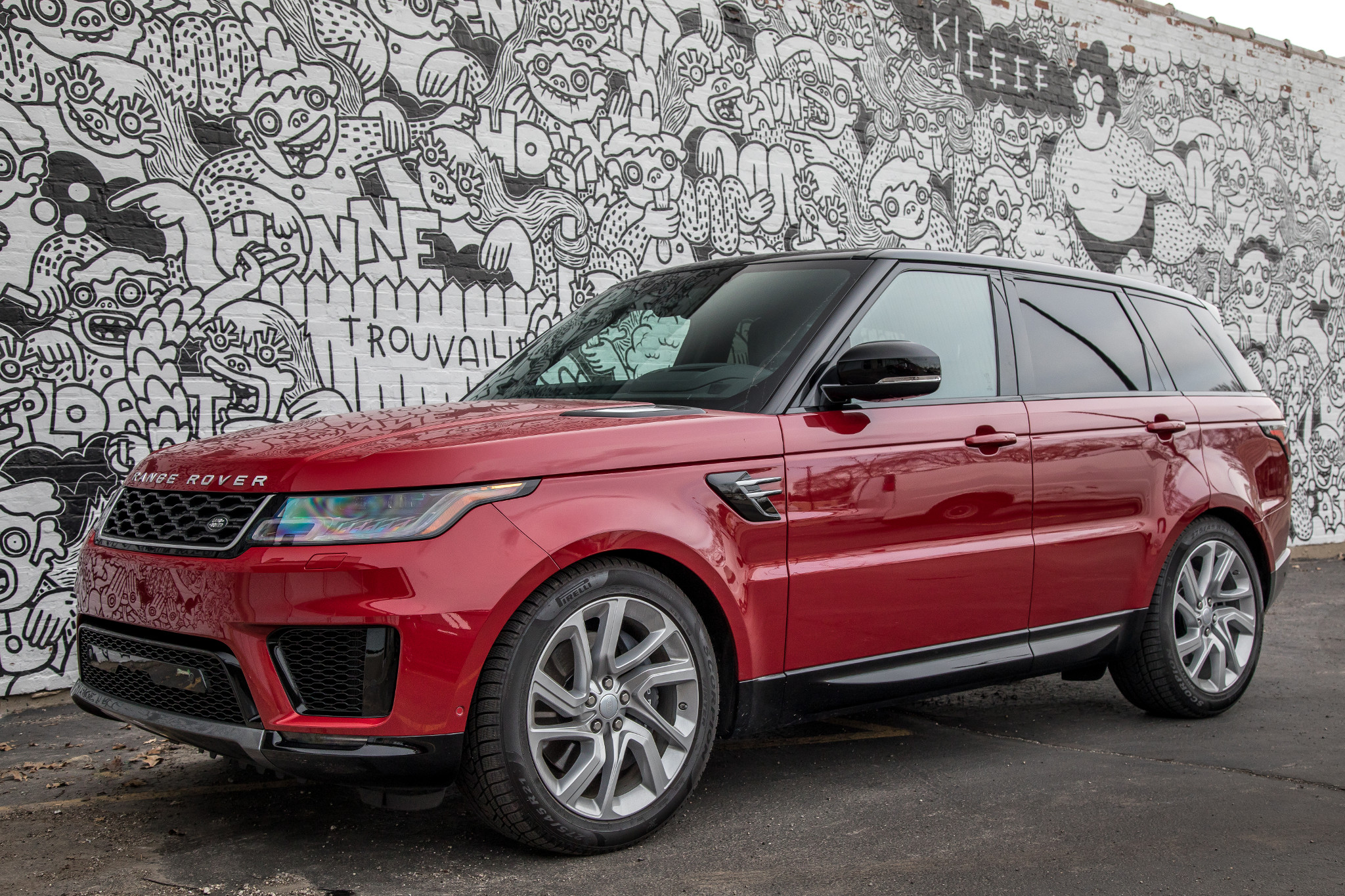2020 Land Rover Range Rover Sport: Changes, Equipment, Price >> 2020 Land Rover Range Rover Sport Phev Review Driving