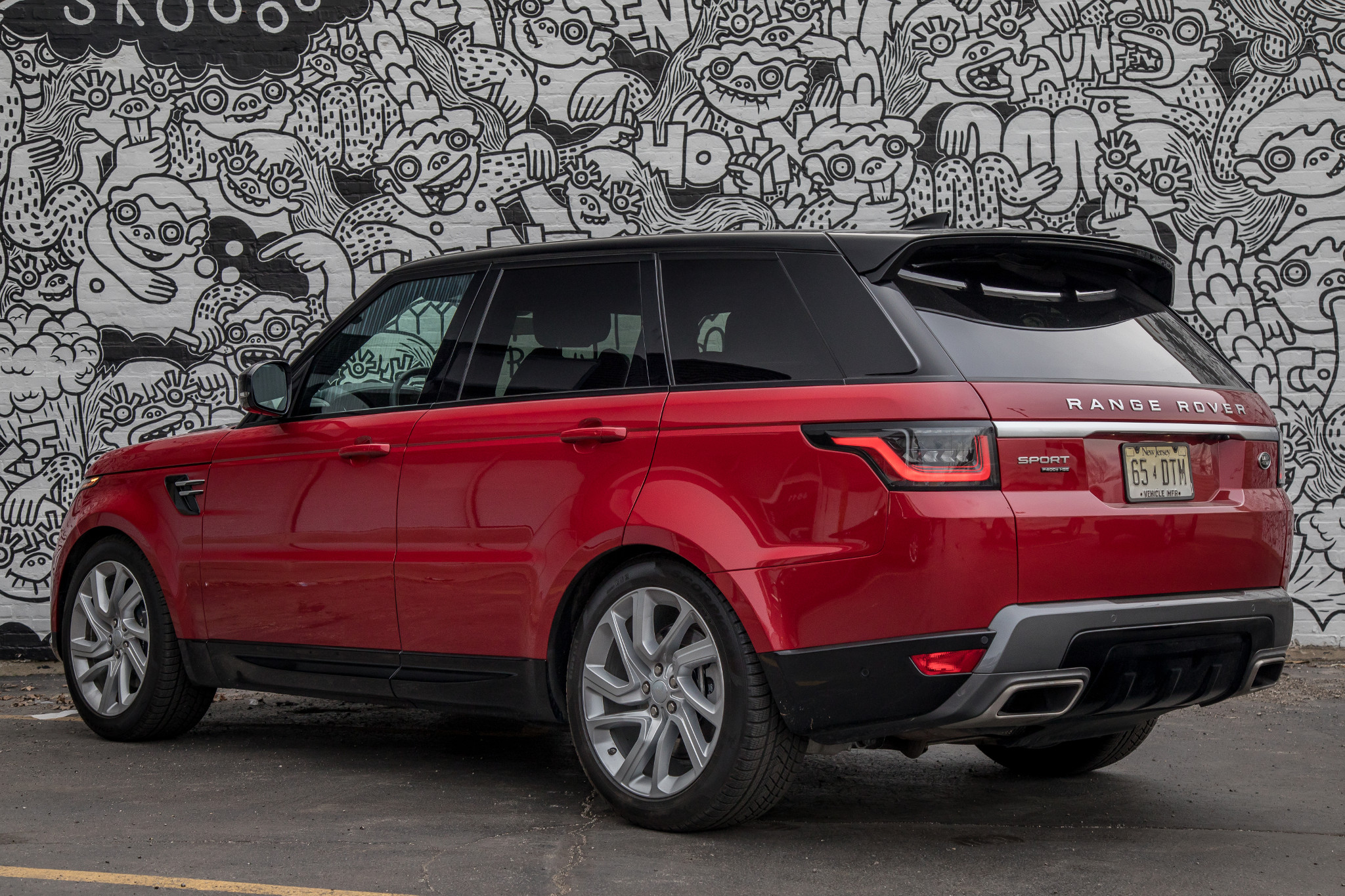 Land Rover Sport >> 2020 Land Rover Range Rover Sport Phev 6 Things We Like And