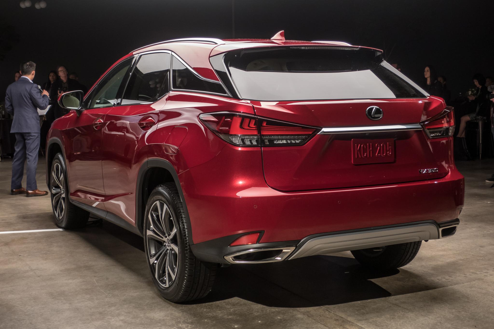 2021 lexus rx 350 release date  car wallpaper