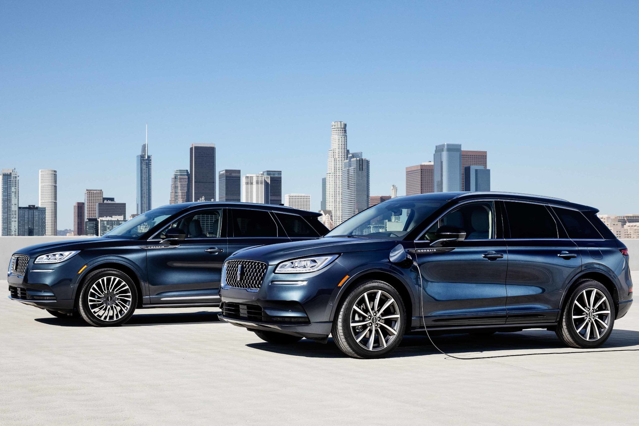 2021 Lincoln Corsair Grand Touring Adds Electric, Keeps the Luxury