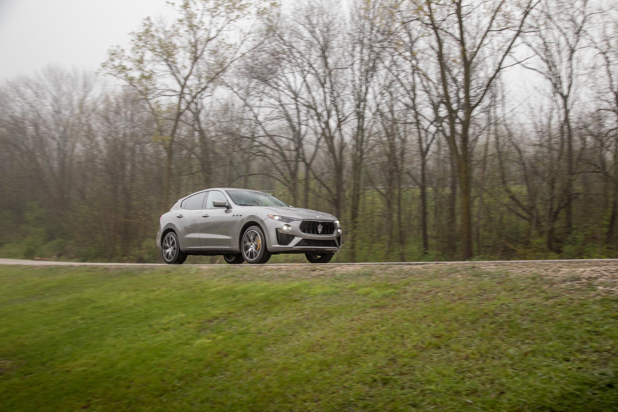 2019 Maserati Levante Video: Plenty of Sport, Lots of Utility