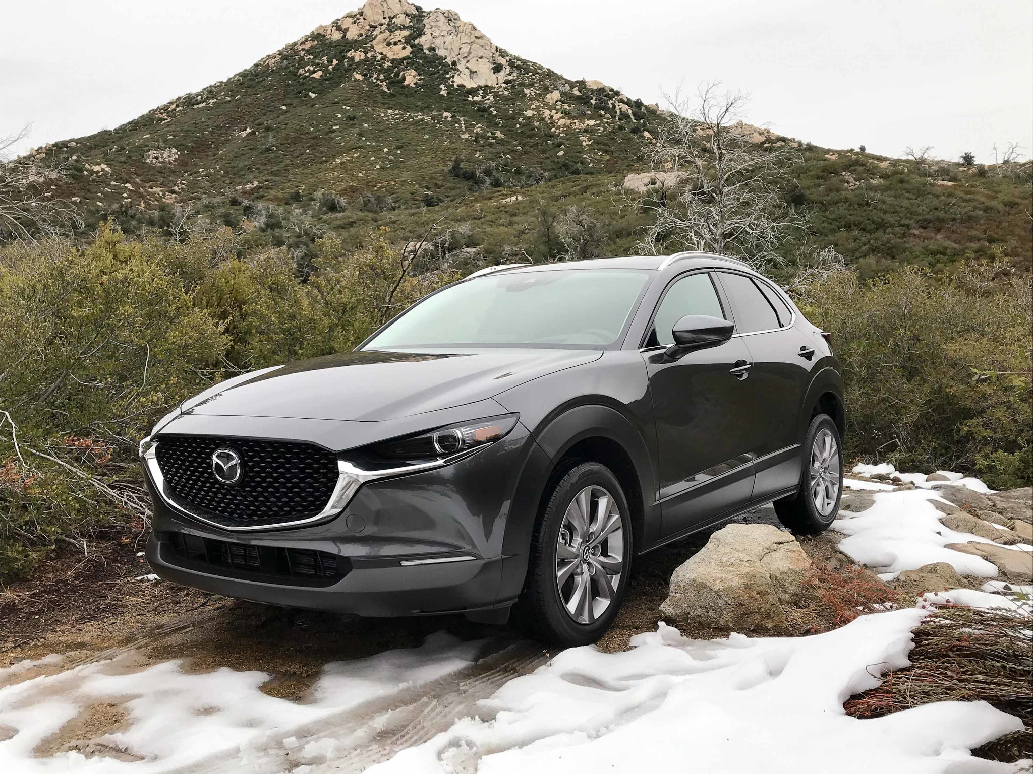 2020 Mazda CX-30 Review: Stylish Small SUV Right-Sized for U.S.