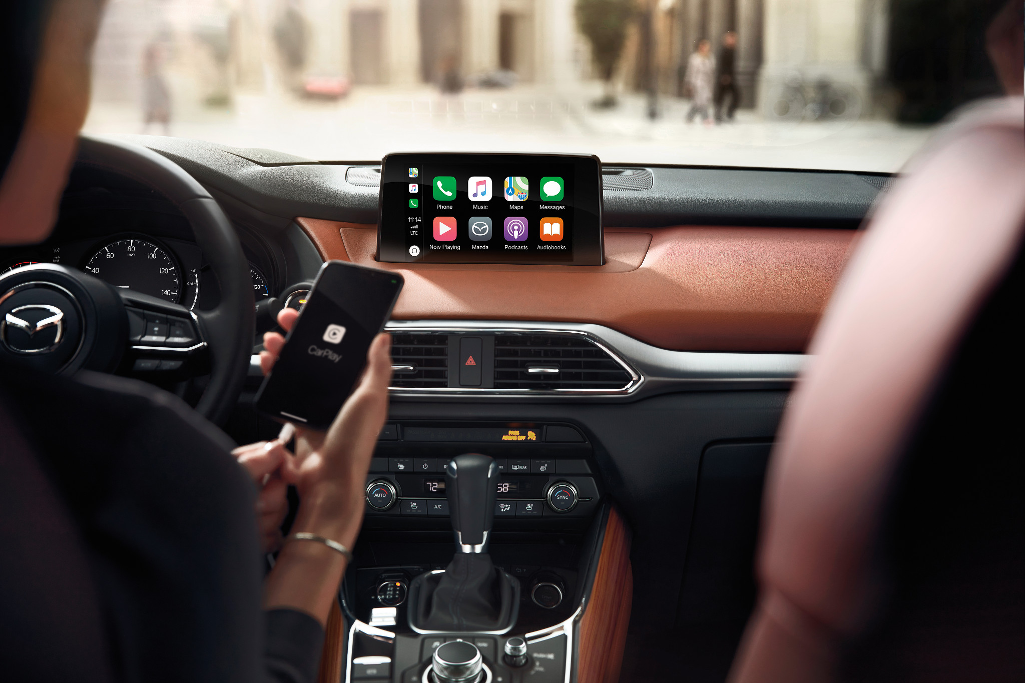 Mazda Connect Smartphone Integration Not So Smart