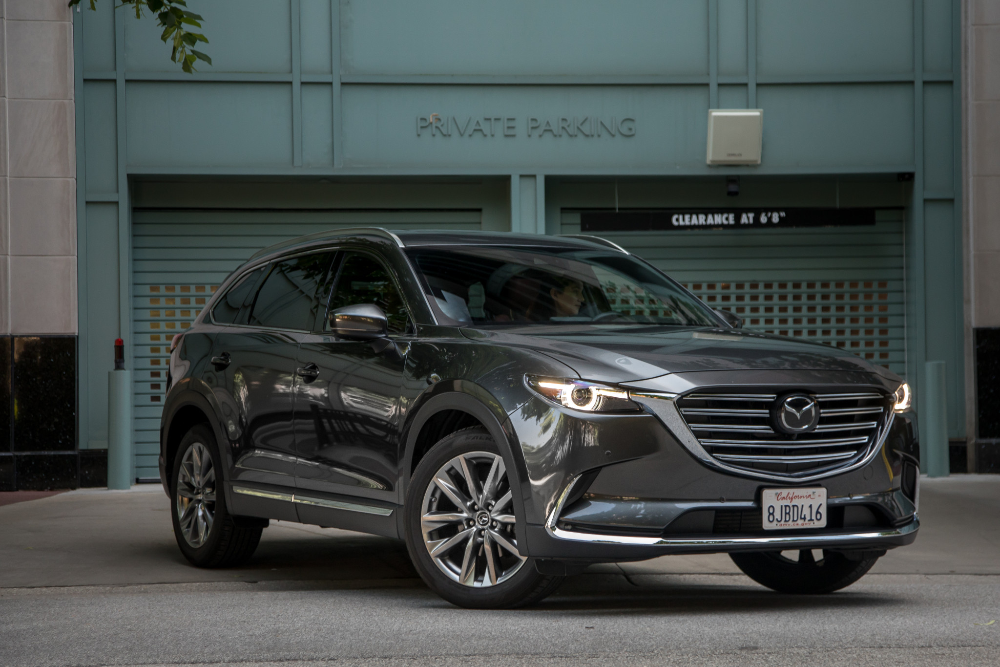Top 5 Reviews and Videos: 2019 Mazda CX-9 Takes Out Telluride