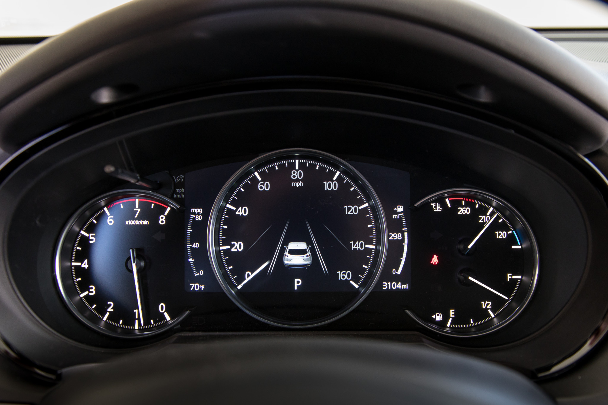 How To Paint Instrument Cluster
