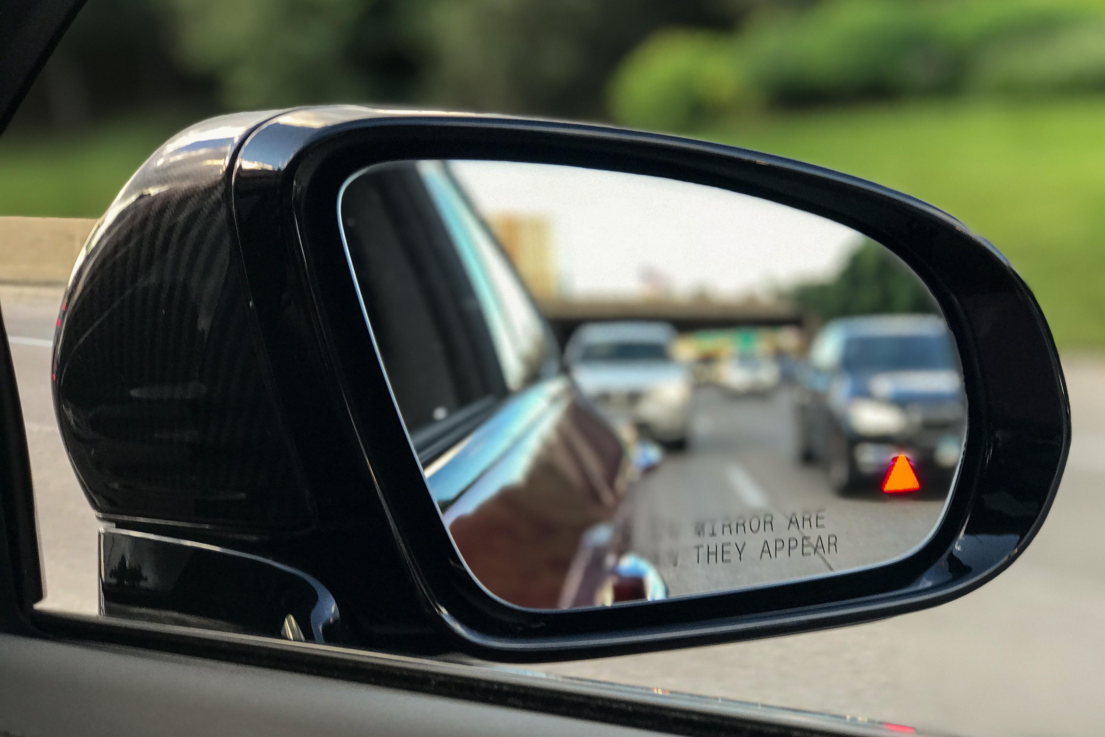 2019 Mercedes-AMG CLS53 Blind Spot Assist