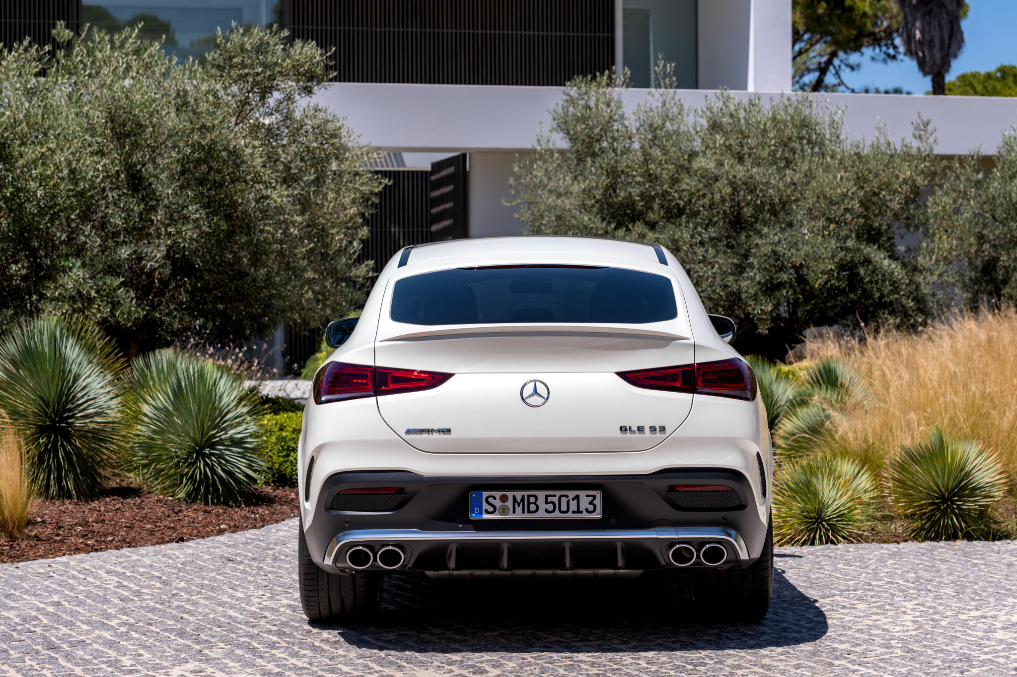 Hybrid Boost Puts More Pep In 2021 Mercedes Amg Gle53