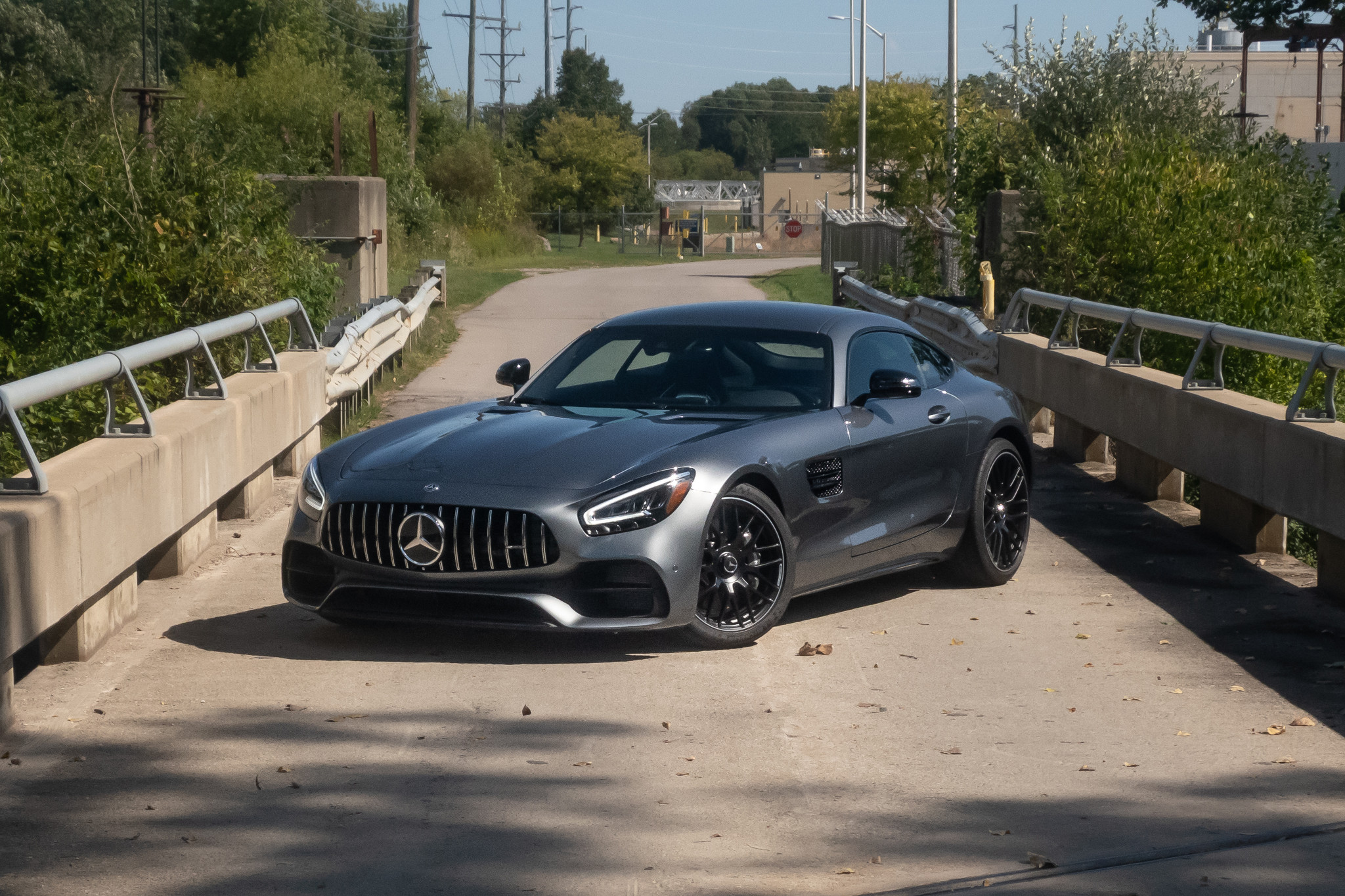 2020 Mercedes-AMG GT Coupe: 5 Standout Features in This Standout Car