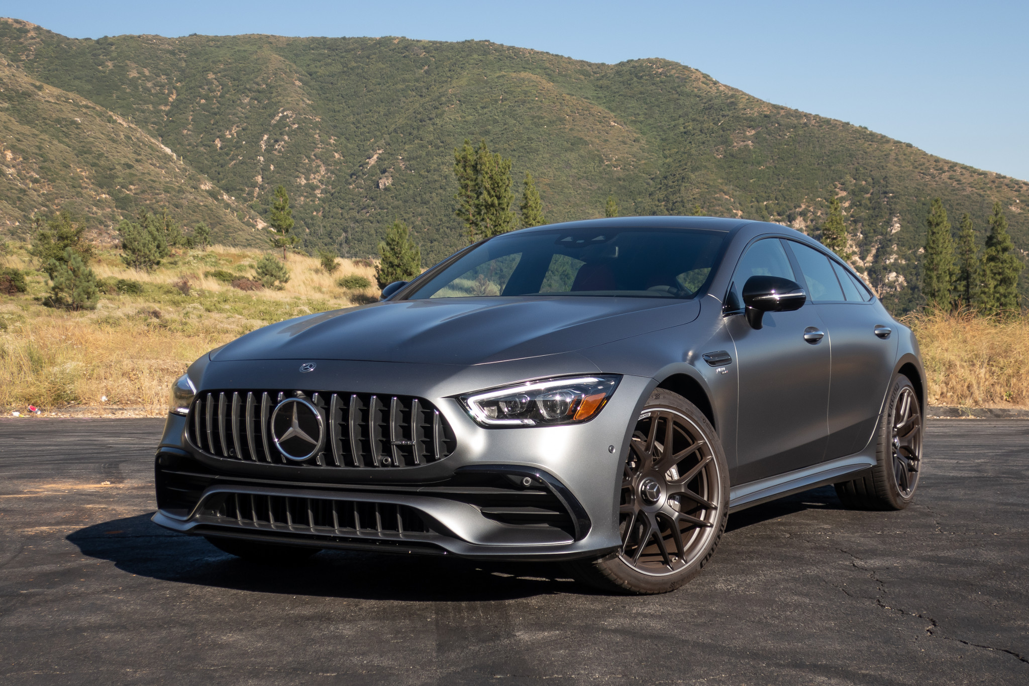 2019 Mercedes-AMG GT 53 Review: The Delightful Intersection of Luxury and Fury