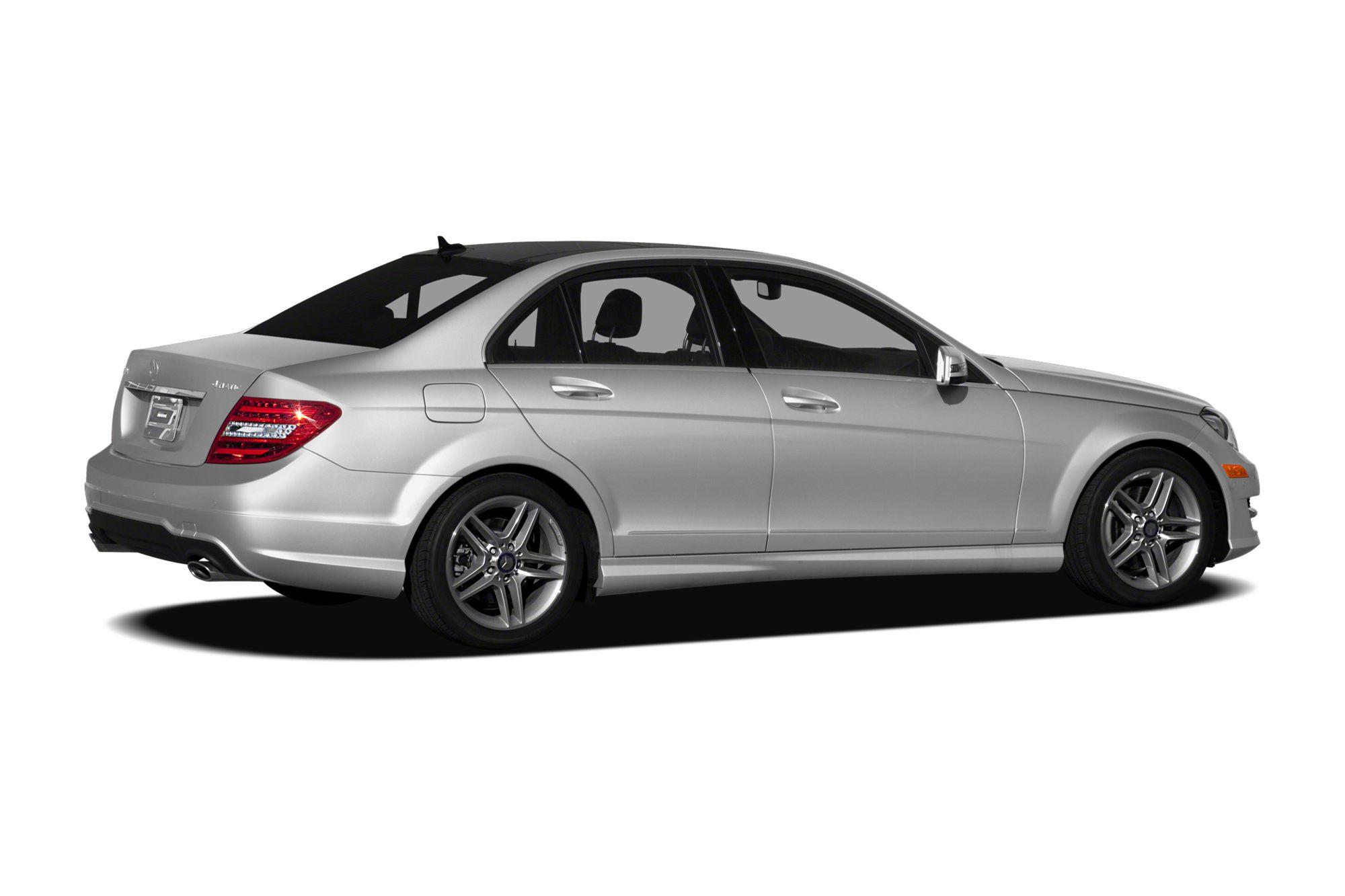 2012 Mercedes-Benz C-Class: Recall Alert