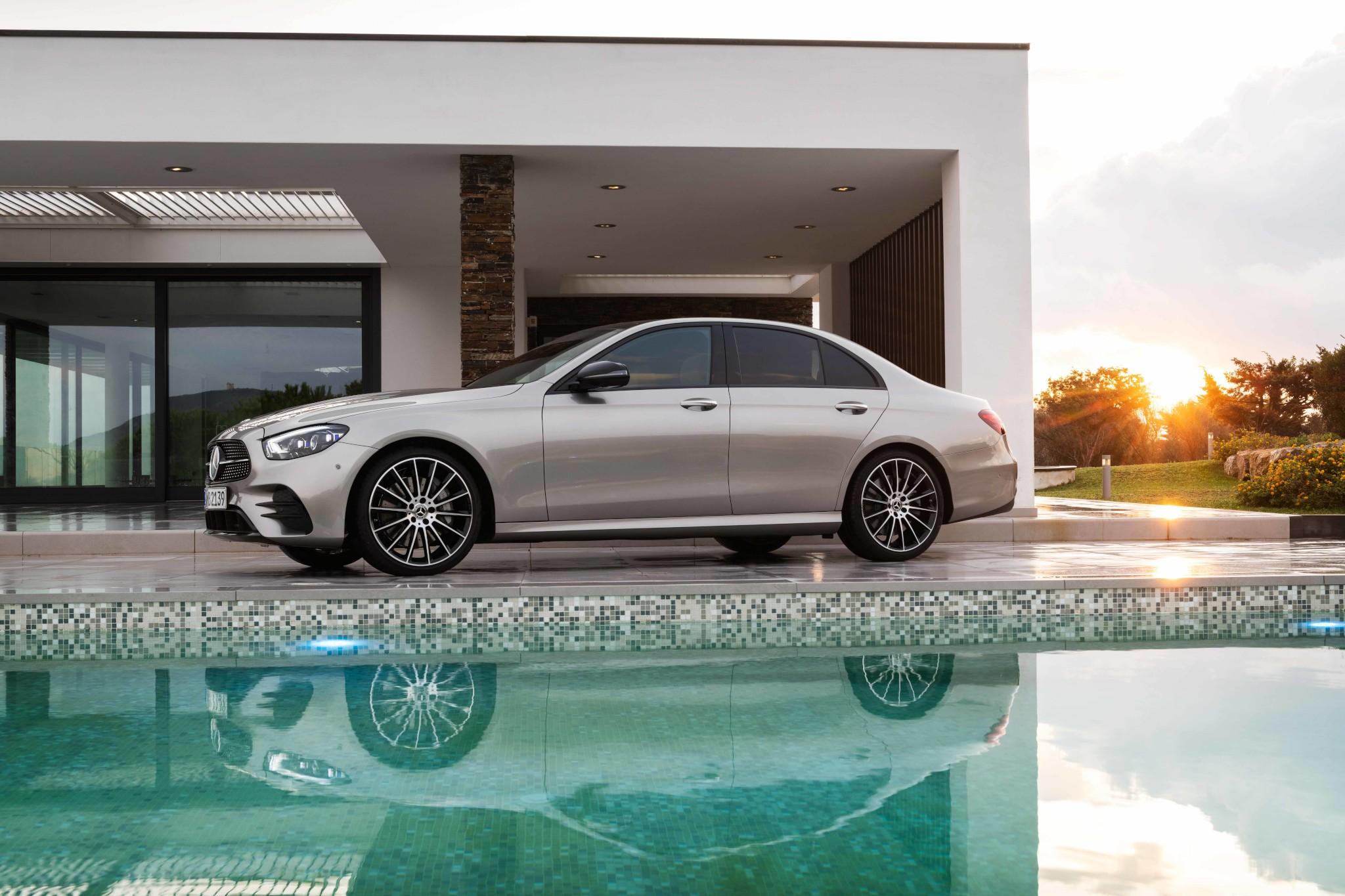 2021 Mercedes-Benz E-Class: New Face, New Wagon
