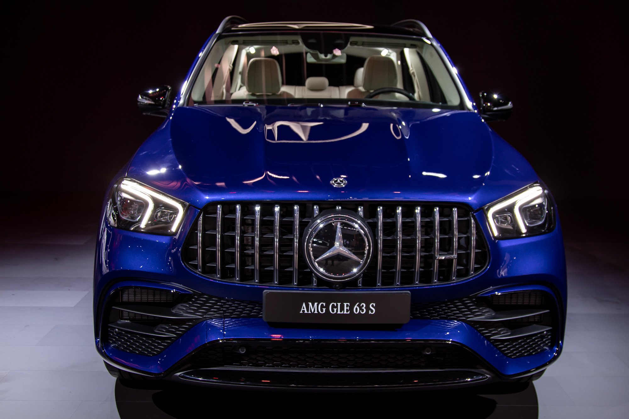 2021 Mercedes-AMG GLE63 S and GLS63: Big, Blingy Speed