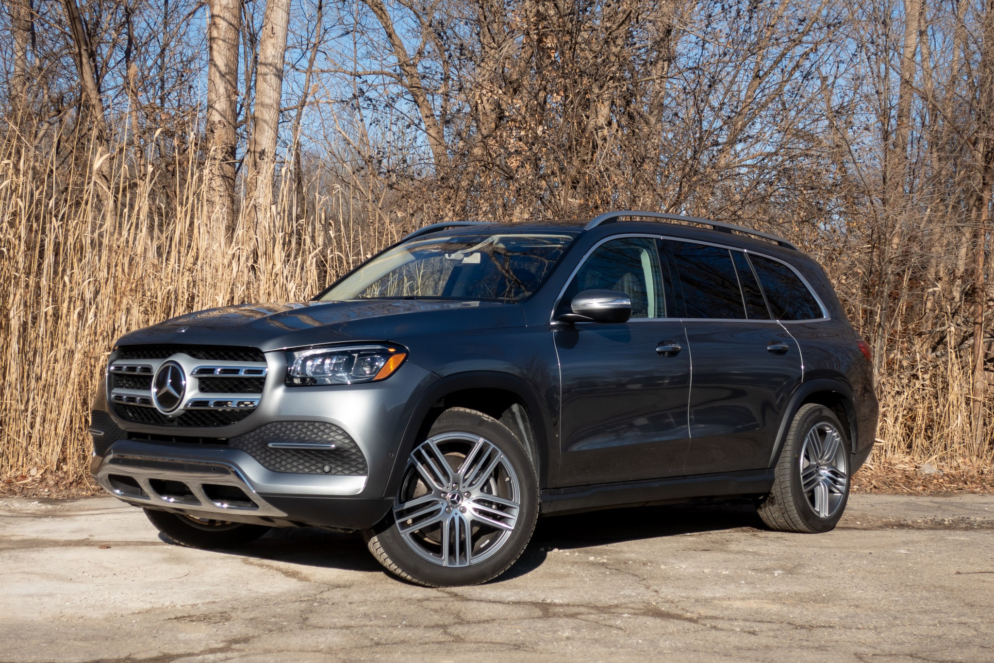 2020 Mercedes-Benz GLS450 Vs. GLS580: Do You Need a V-8?