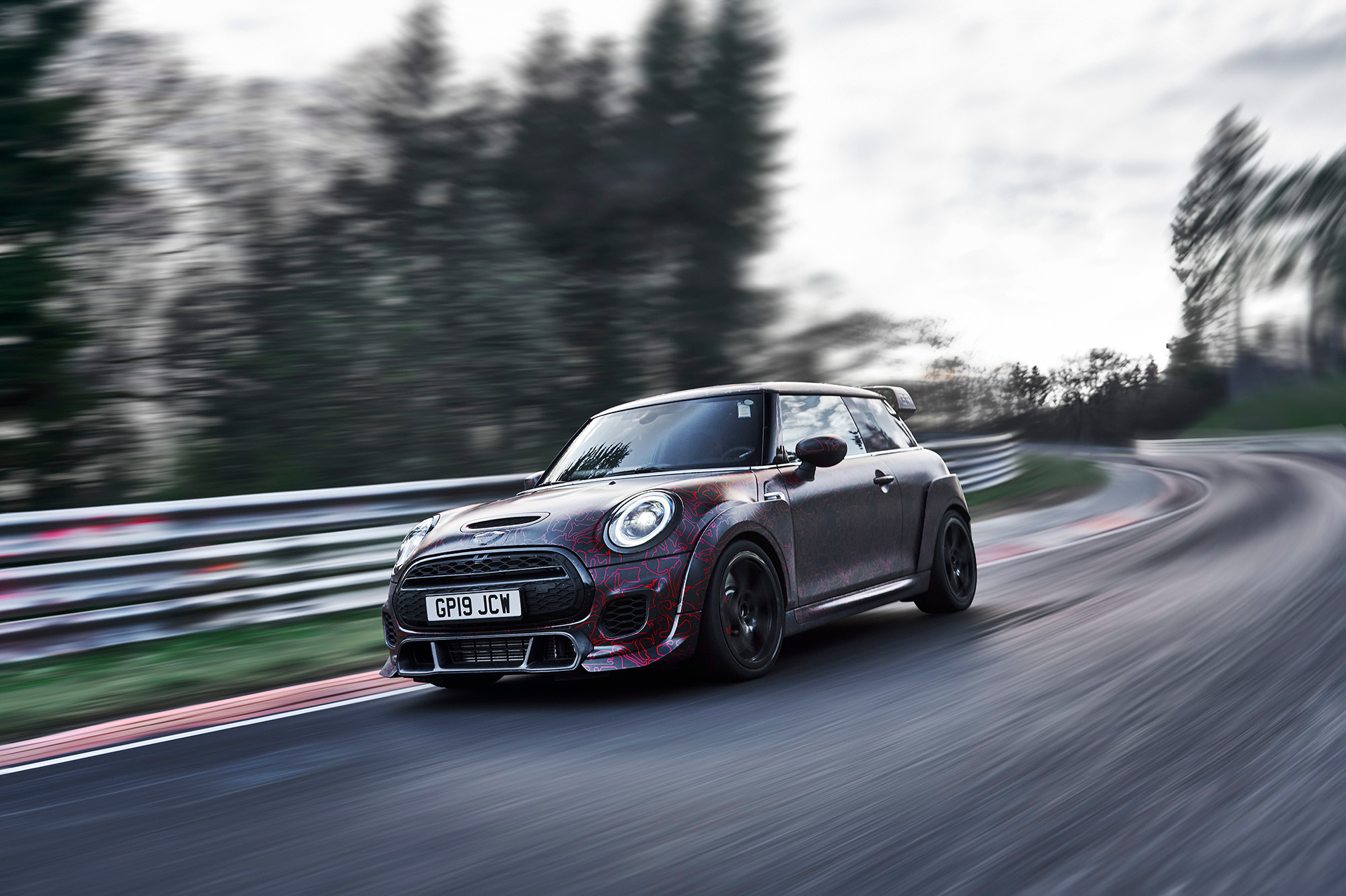 2020 Mini John Cooper Works GP to Make Grand Prix Entrance in L.A.