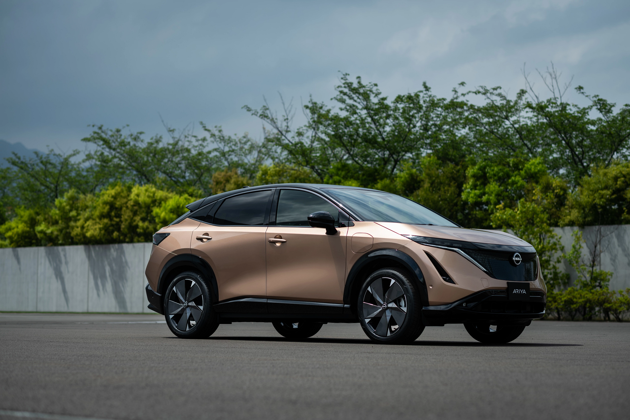 Nissan Ariya: All-New, All-Electric SUV to Join Mileage-High Club