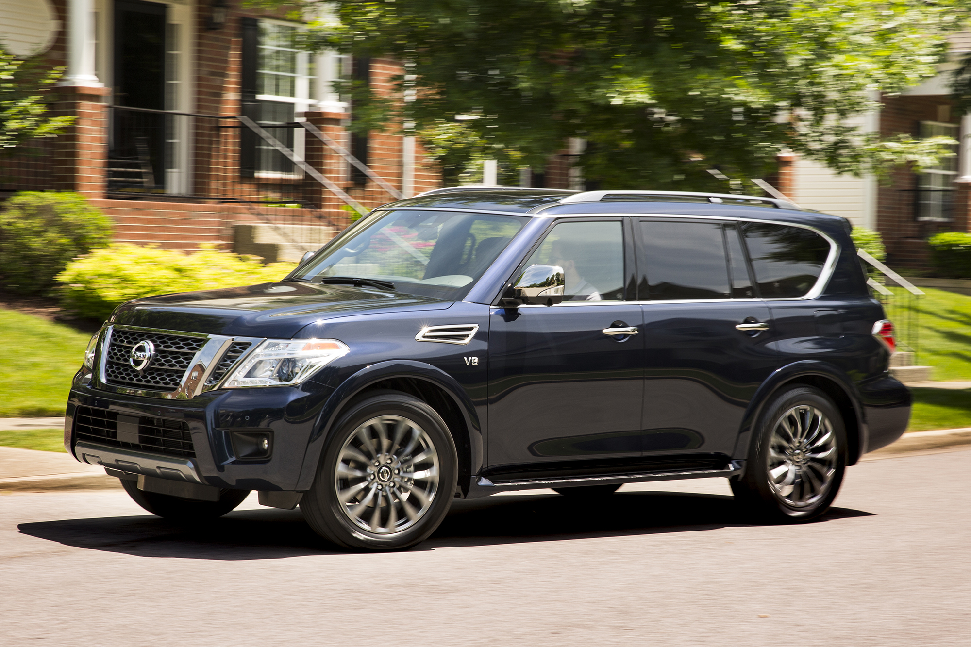 Nissan Armada Towing Capacity >> 2020 Nissan Armada What S Changed News Cars Com