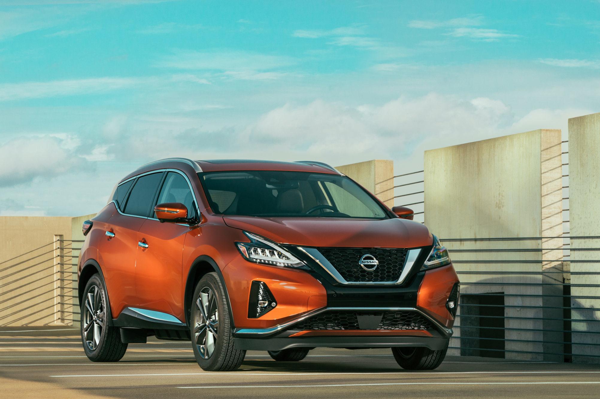 2020 Nissan Murano: What's Changed | News | Cars.com