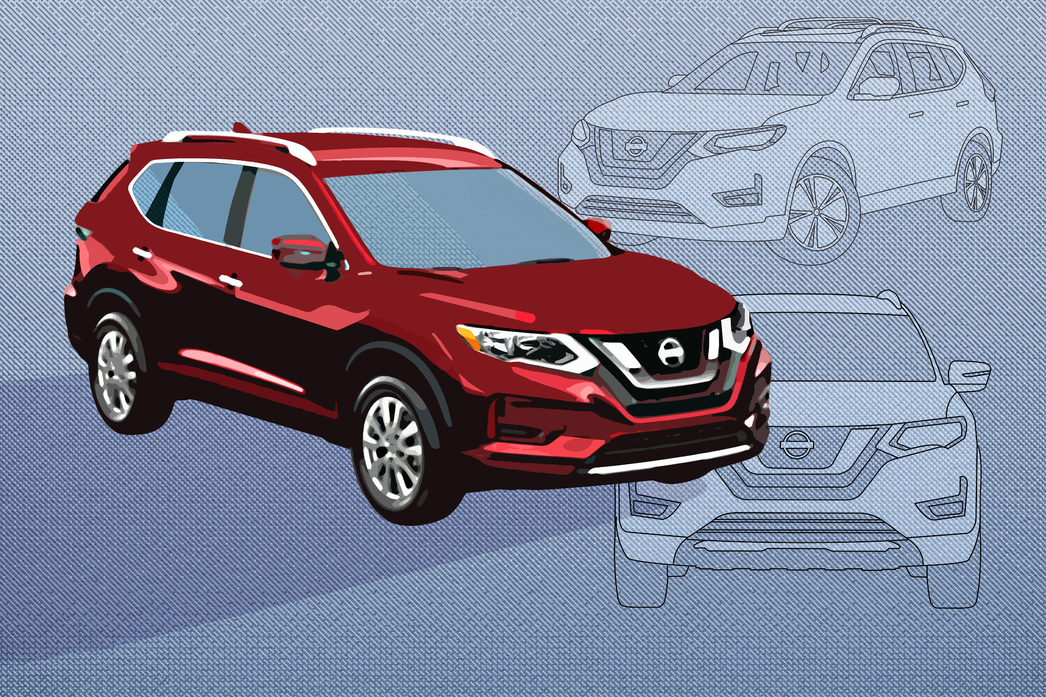 Which 2020 Nissan Rogue Trim Should I Buy: S, SV or SL?