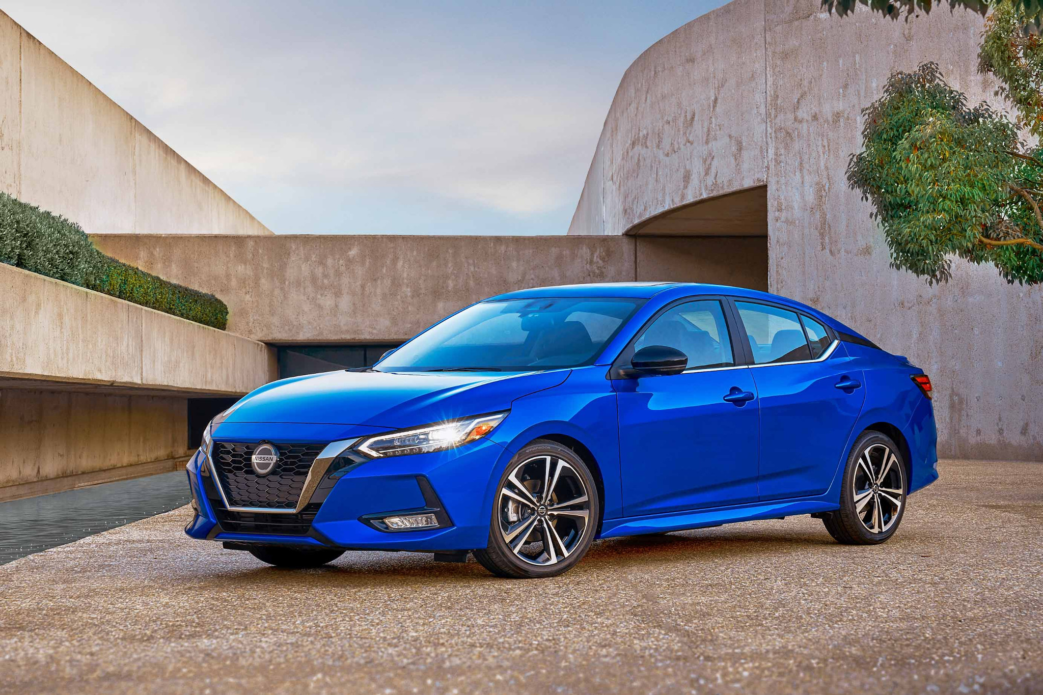 2020 Nissan Sentra: Taking a Stand for Sedans